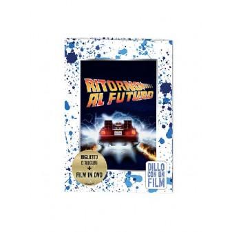 BIGLIETTO AUGURI CON DVD FILM UNIVERSAL PICTURES - RITORNO AL FUTURO [4356-00]