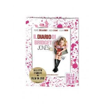 BIGLIETTO AUGURI CON DVD FILM UNIVERSAL PICTURES - IL DIARIO DI BRIDGET JONES [4358-00]